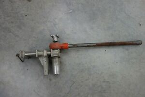 Pvc Pipe Outer Reamer With Rigid Ratchet Handle Models 111r 12 r 2 Pipe