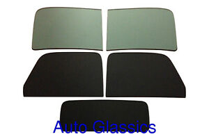 1947 1948 1949 1950 Chevrolet Or Gmc Pickup Truck Flat Glass Kit New Chevy