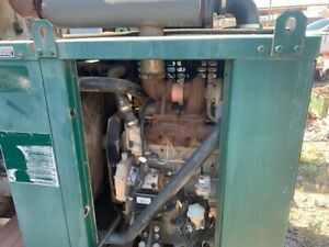 John Deere 4045t Diesel Engine Power Unit Good Runner Video On Request Pto