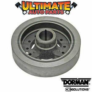 Harmonic Balancer W Key 7 0l 427 425hp For 66 69 Chevy Bel Air