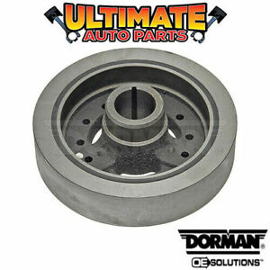 Harmonic Balancer 7 0l 427 425hp 430hp Or 435hp For 66 69 Chevy Corvette