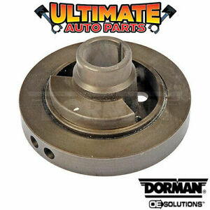 Harmonic Balancer W key 5 4l 330 V8 For 64 66 Oldsmobile Jetstar 88