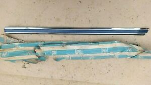 Nos 1970 Olds Cutlass Left Rear Quarter Panel Front Trim Molding Original Gm