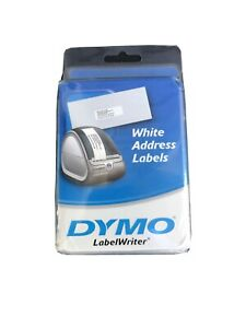 Dymo Labelwriter Continuous Roll 1 1 8 X 3 1 2 Address Labels 30572