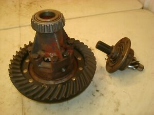 1952 Ford 8n Tractor Ring And Pinion Gear Set