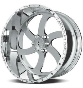 22x12 American Force Blade Ss Forged Wheels 22 F150 Expedition 6x135 40