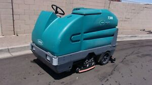 Tennant 6500 Parking Lot Sweeper Only 179 Hrs Nice
