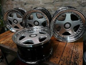 Oz Racing Futura 3 piece Modular 17 8 5 10 Wheels 5x112