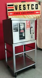 Hobart Cn85 Half size 140 f 450 f Electric Bakery Restaurant Convection Oven