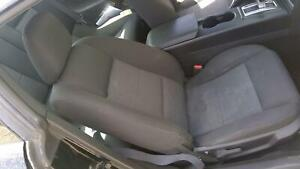 2005 2007 Ford Mustang Front Rh Seat Sport Type Cloth Manual Charcoal Black