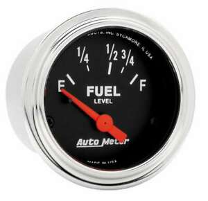 Auto Meter Ford chry Fuel Level