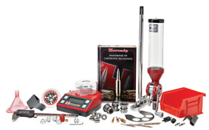 Hornady- 085521 Lock-N-Load Reloading Press Kit Cast Iron