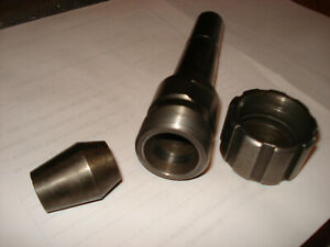 3 4 Cap Universal z Dbl Angle Collet Unit On 9 B s Shank