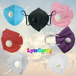 Kn95 Face Mask Cover Personal Protective Equipment Ppe Usa Authorized Seller