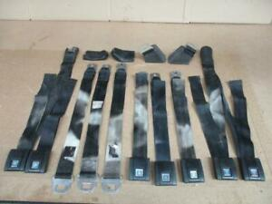 1968 72 Chevrolet Chevelle Seat Belts With Retractors
