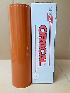 Oracal 651 1 Roll 15 X 10yd 30ft Nut Brown 083 Gloss Sign Vinyl