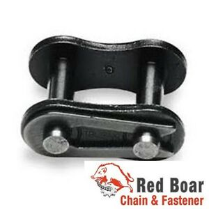 420 Roller Chain Connecting Link Qty 100 Spring Clip
