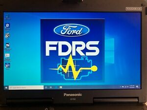 Ford Ids Fdrs Scan Tool Diagnostic Computer Need Ids Licensewindows 10