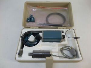 Tektronix Current Probe Package With P6021 p6022 Probes Type 134 Amp