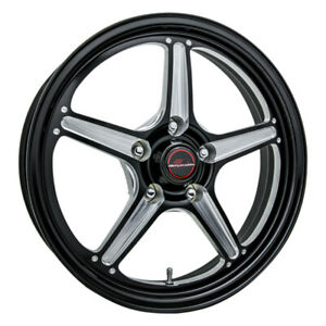 Billet Specialties Street Lite Wheel Black 17 X 4 5 5 2 0in Bs Rsfb37456120n