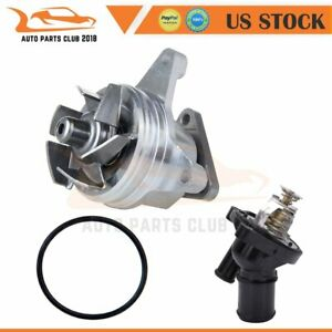 Thermostat Water Pump For Ford Escape Fusion Focus Ranger Lincoln Mazda 2 3 5 6