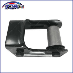 Leaf Spring Shackle Rear For 1994 2005 Chevy S10 S15 Jimmy Blazer 15665302