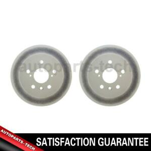 2x Centric Parts Rear Disc Brake Rotor For Toyota Camry 2012 2017