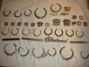 Cadillac Emblems Miscellaneous