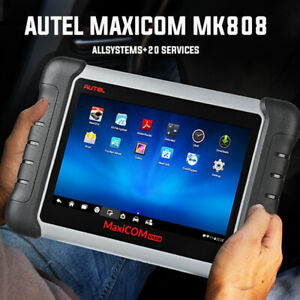 Autel Mk808 Obdii Scanner Auto Car Diagnostic Scanner Tool Abs Airbag Reset Tpms