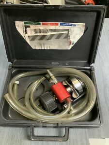 Snap On Vacuum Cooling System Refiller Kit Svtsrad262a