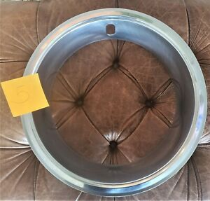 Gm Buick Oldsmobile Wheel Beauty Trim Ring 14 X7 1970 72 Rally Wheels