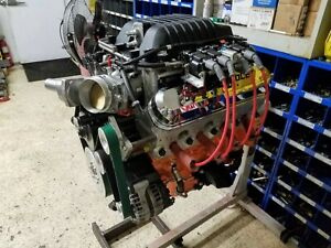 Chevrolet Ls3 Lsa Supercharged 6 2l Street Race Engine 768hp 6500 Rpm