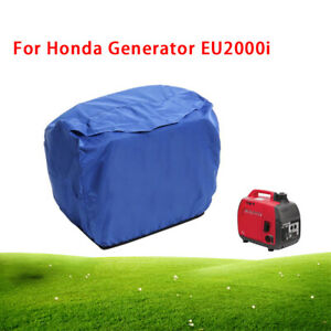 Dust Cover Cloth Protect Storage For Honda Generator Eu2000i Blue