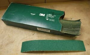 Lot Of 49 3m 02232 Green Corps File Board Sheets 2 75 X 16 5 T03