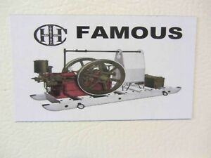 Ihc Famous Fridge tool Box Magnet
