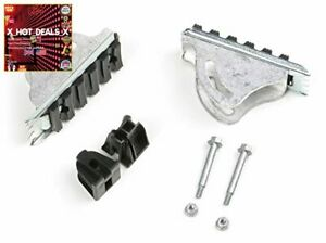 New werner 26 2 Replacement Shoe feet Kit Aluminum Extension Ladder Parts Usa