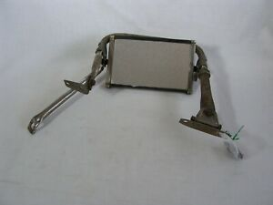 Vintage 1960 S Chrome Truck Side View Towing Camping 8 X 5 In Mirror W Bracket