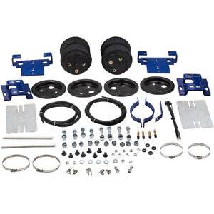 Air Helper Spring Leveling Kit Rear Fit Chevrolet Silverado 2500 Hd 5000 Lbs Up