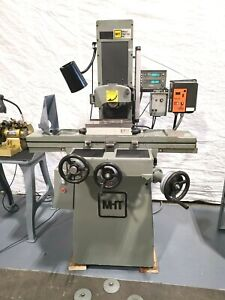 2001 G n Mps 2 120 Precision Surface Grinder German Made With Magnetic Chuck