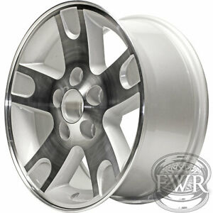 New Set 4 17 Alloy Wheels Rims And Centers For 1997 2003 Ford F 150 F150