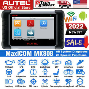 2021upgrade Us Autel Maxicom Mk808 Pro Car Diagnostic Scanner Auto Engine Reader