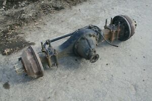 Mitsubishi Fuso Rear Differential Complete Housing With Gears axles 5 86 Ratio