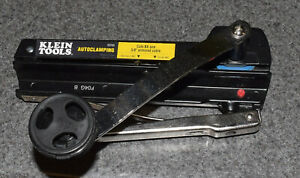 Klein Tools 53725 Autoclamping Box 3 8 Armored Cable Cutter
