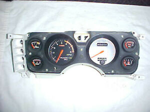 1984 1985 1986 Ford Mustang Svo 140 Mph Speedometer Cluster 2 3 Turbo 36512 Mile