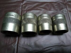 Vintage Early 1920 s Snap On Tools 5 8 Dr Socket Set Of 4 Mint Condition
