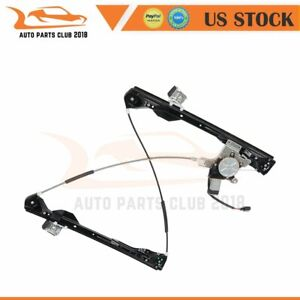 Window Regulator With Motor Front Left For 2000 2007 Ford Focus