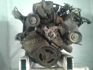 Engine 97 1997 Jeep Wrangler 2 5l 4cyl Motor 162k Miles Run Tested 255 Core