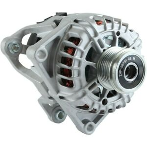 New Alternator For Chevrolet Cruze Ir If 12 Volt 130 Amp 2011 15 Cruze W 1 8l