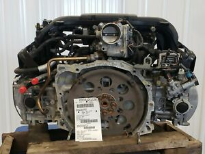 2012 Subaru Legacy 2 5 Engine Motor Assembly Ej25 90686 Miles No Core Charge