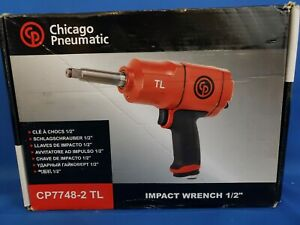 Chicago Pneumatic 8941077485 Cp7748tl 2 Torque Limited 1 2 Impact Wrench
